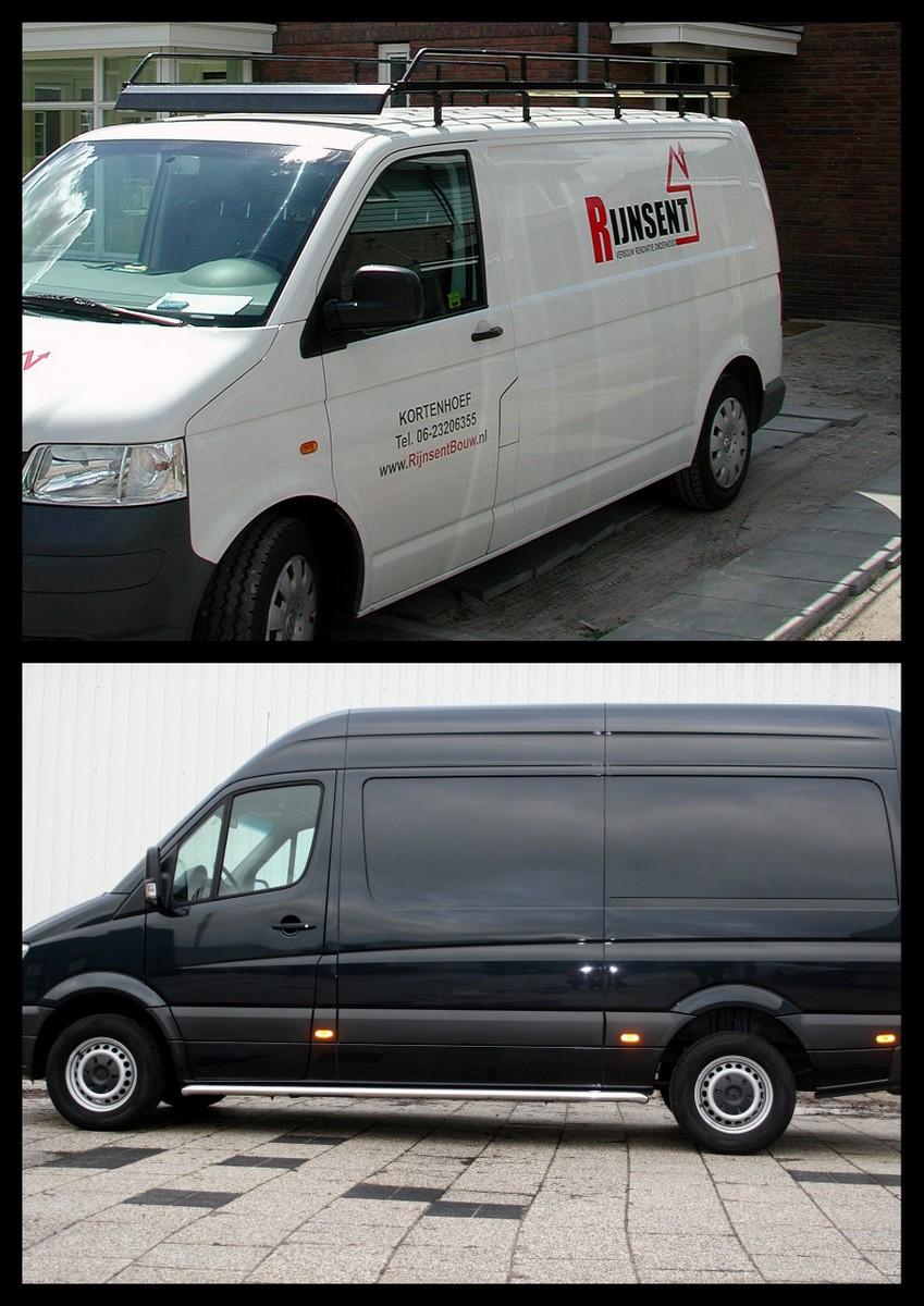 Bedrijfsbus Mercedes